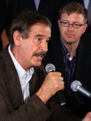 Vincente Fox & Shively