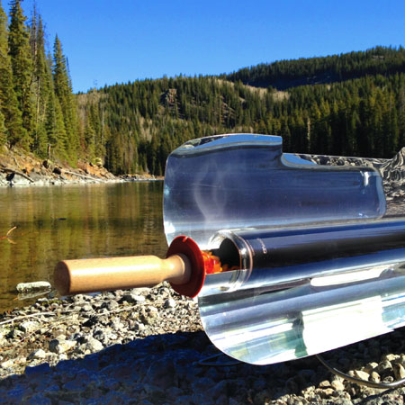 Take The GoSun Stove Anywhere