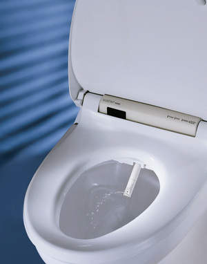 Washlet Personal Cleansing System Toilet