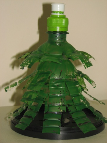 Water Bottle Tree