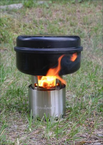 Cooking With Solo Stove