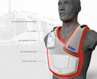 CORE Recovery Vest