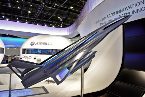 2015/The Airbus Group: ZEHST will fly you from London to Tokyo in just two hours.