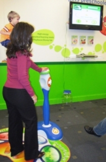 Leapfrog S Zippity Jump For Joy With The Interactive