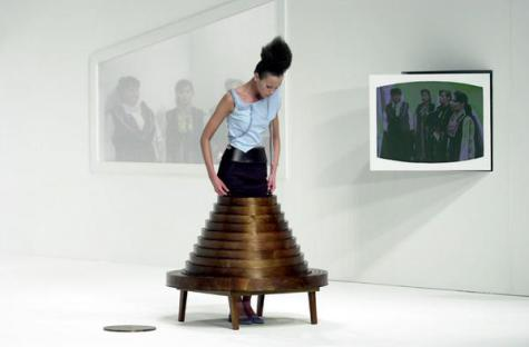 Coffee Table Skirt: Source: Twitter.com