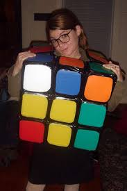 Little Girl Rubik