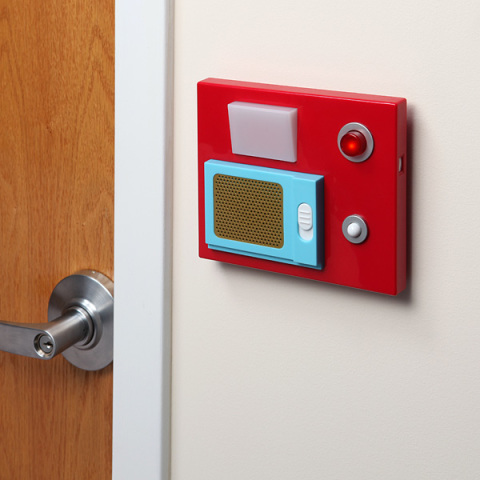 trek up your home or office with an electronic door chime