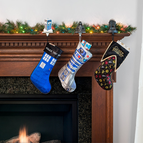 Geek Christmas Stockings