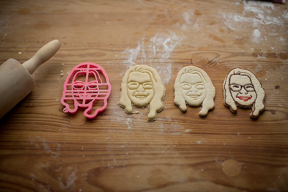 Custom-Made Cookie Cutters
