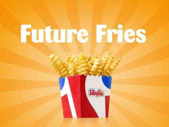Sibylla's Future Fries (You Tube Image)