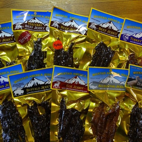 Mountain America Jerky Sample Pack