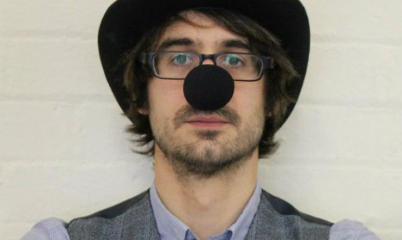 Charlie Harry Francis in his Olfactic Dog Nose (Image via Daily Meal)