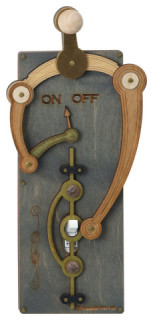 Toggle Switch Plate