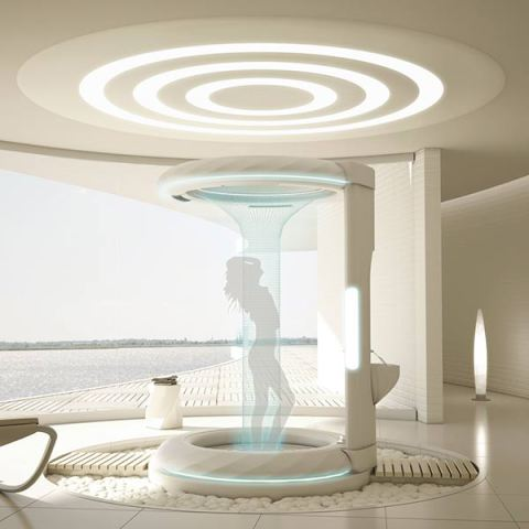 Rain Soft Shower (Image via Yanko Design)