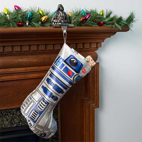 Star Wars R2-D2 Stocking