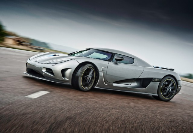 Koenigsegg Set To Sell Street-Legal Supercars In The USA