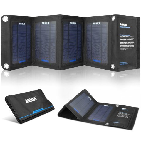 Anker Dual Power Solar Charger