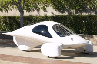Aptera is aerodynamic, but not (yet) air-powered!