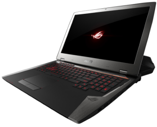 asus gx700 water cooled laptop gaming intel skylake nvidia 17 ips 4k 3