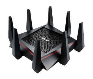 asus rt ac5300 wireless router ac tri band broadcom xstream 5333 mbps