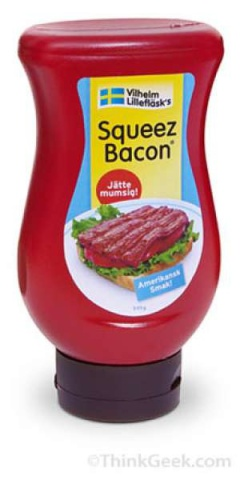 Squeez Bacon®