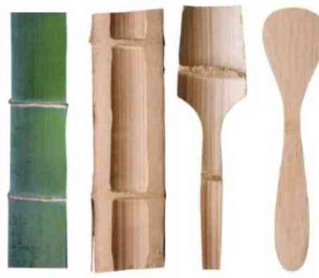 Give It A Rest Bamboo Kitchen Utensils by Bambu