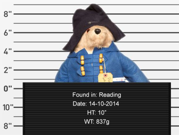 Teddy Bear Rescue (Image via First Great Western)