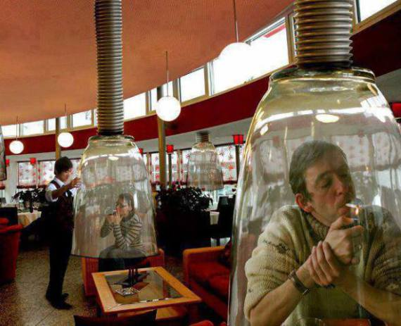 Smoking Bells in Japan (Image via Imgur)