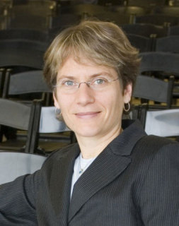 Dr. Carolyn Bertozzi, winner of the $500,000 Lemelson-MIT Prize, 2010