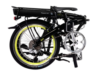 Ikon Electric Folding Bike