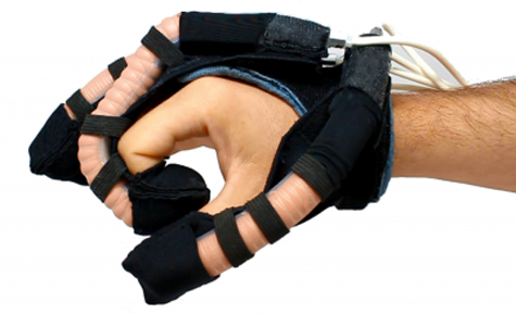 Soft Robotic Glove: Source: BioDesigns.SEAS.Harvard