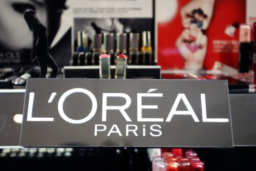 L'Oreal Logo: Source: Biz News