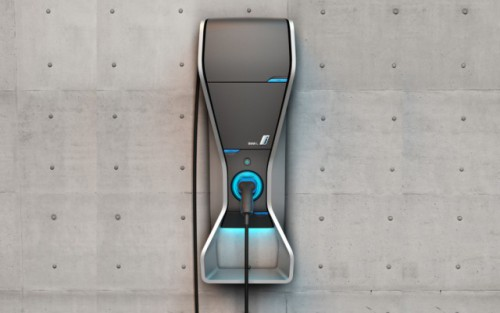 2013 Good Design Award Winner - BMW Wallbox