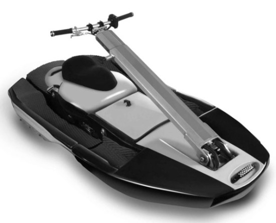 Portable Action Watercraft