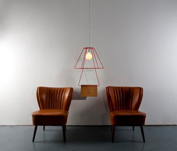 Book Lamp by Groupa Studio: © Groupa Studio via trendsnow.com