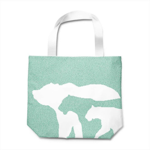 The Jungle Book Tote (Image via Litographs)