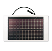 Silvr Lining: Solar-Powered Booster Panel