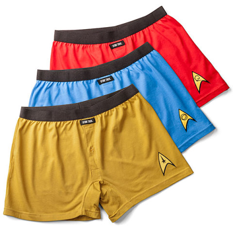Star Trek Boxer Briefs