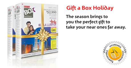 Box Holidays