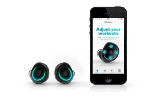 Bragi The Dash: Stereo-quality headphones in a wireless ear bud