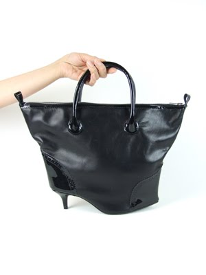 Shoe Shopping Bag: image via frugalshopping101.blogspot.com
