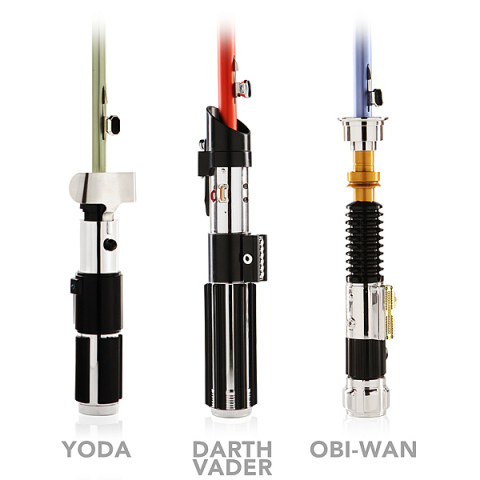 Star Wars Umbrella Hilts