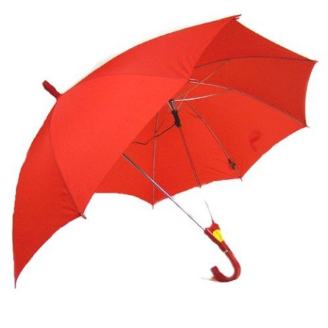Red Two Person Umbrella