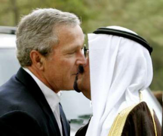 Bush &amp;amp; The Saudi Prince