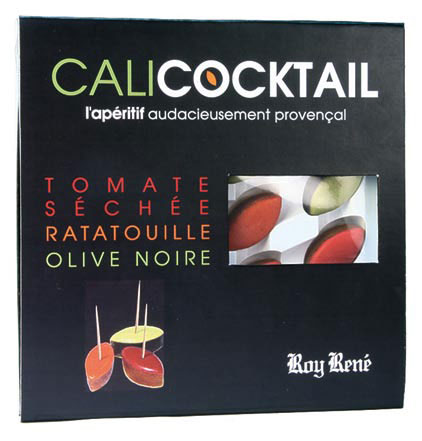 Calicocktail, Roy René, France: Sial Trends & Innovation Award, 2010