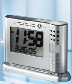 Camcorder Clock