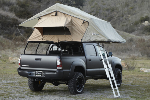 Toyota Tacoma Xplore Adventure Series