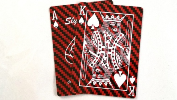 Sly Kly Playing Cards (Image via Kickstarter)