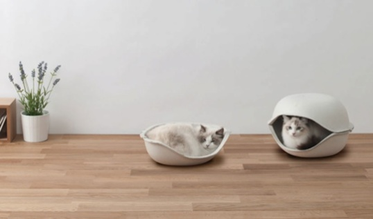 Cat Shell by Oppo: imagae via japantrendshop.com