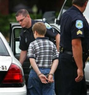Teen and pre-teen crime rates are up everywhere: image via slumsalongthemohawk.blogspot.com
